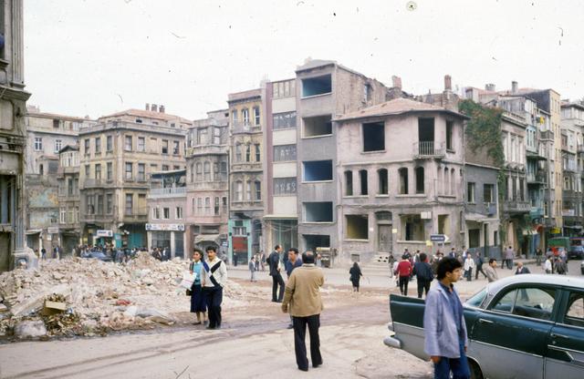 , 'Tarlabaşı Boulevard,' 1986-1988, SALT
