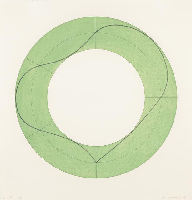 , 'Ring Image C,' 2008, Aspinwall Editions