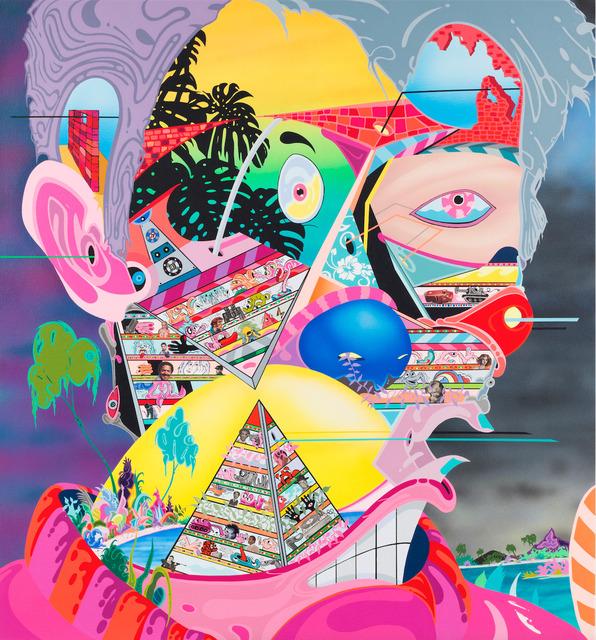 , 'Millennials' Dilemma,' 2015, Hong Kong Contemporary Art
