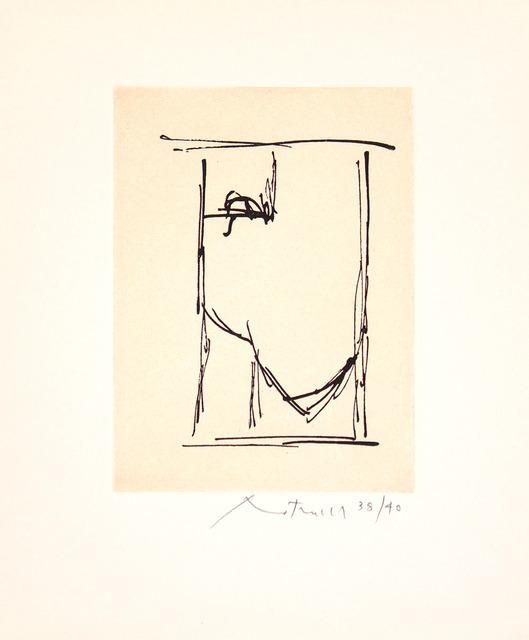 , 'ESPANA II,' 1983, Jerald Melberg Gallery