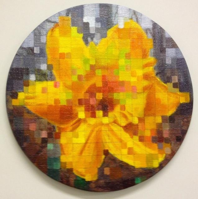 , 'Eternal Spring: Daffodil. Edited,' 2015, Nohra Haime Gallery
