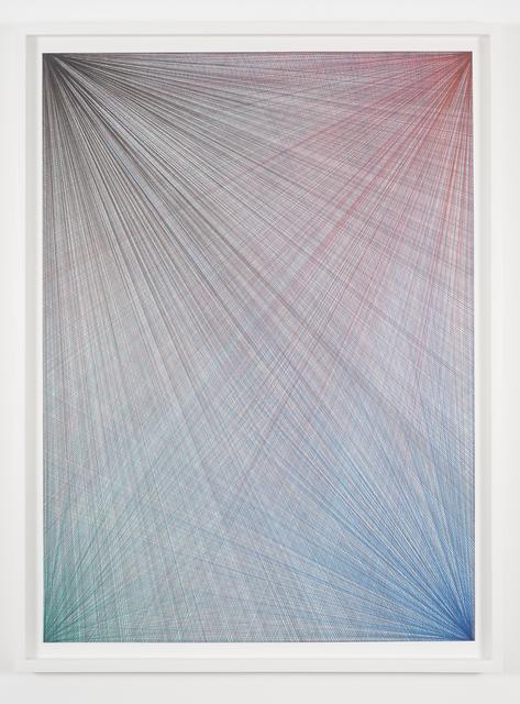 , 'Four beams,' 2015, Nogueras Blanchard