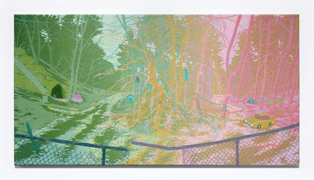 , 'Split,' 2017, Proto Gallery