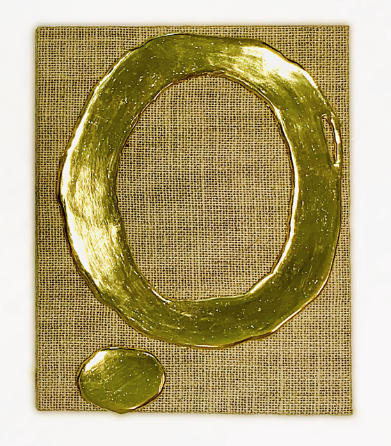 Nancy Lorenz, 'Gold Circle', 2019, Gavlak