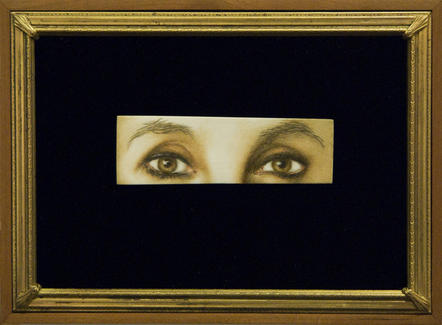 , 'Lover's Eye: Benazir,' 2008, Clark Gallery