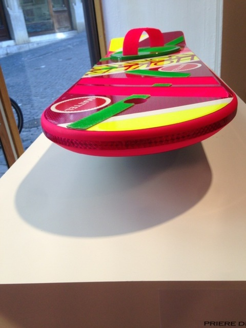 Dara Gallopin, 'Hoverboard', 2013, Galerie Frank Pages