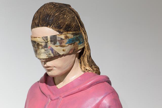 , 'Je suis Justice,' 2017, Art Mûr