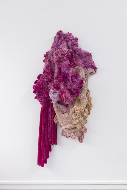 , 'Phases,' 2017, Kristin Hjellegjerde Gallery