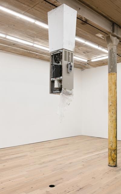 , 'Pedestal,' 2017, MARTOS GALLERY