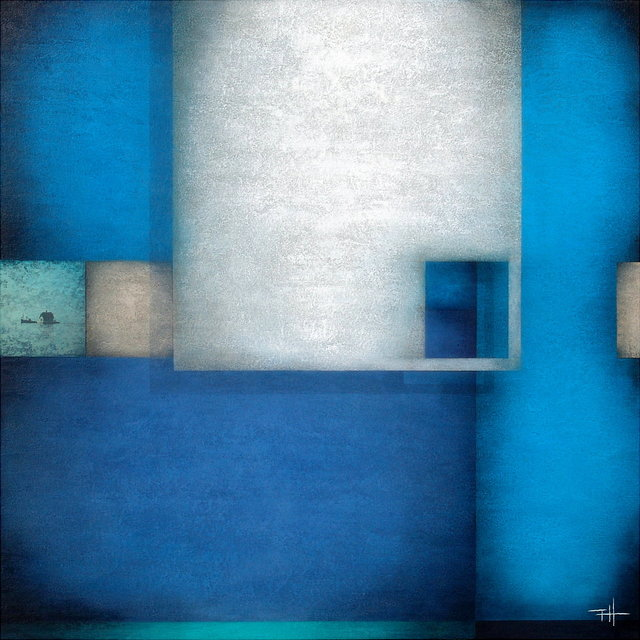 Frank Jensen, 'Voyager', 2019, Painting, Oil on canvas, Anquins Galeria