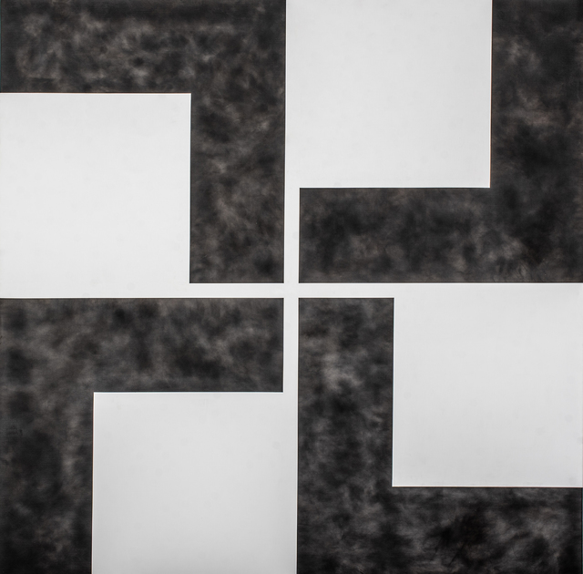 , 'Geometría Arqueológica Grande 3 (Maya),' 2019, MAIA Contemporary