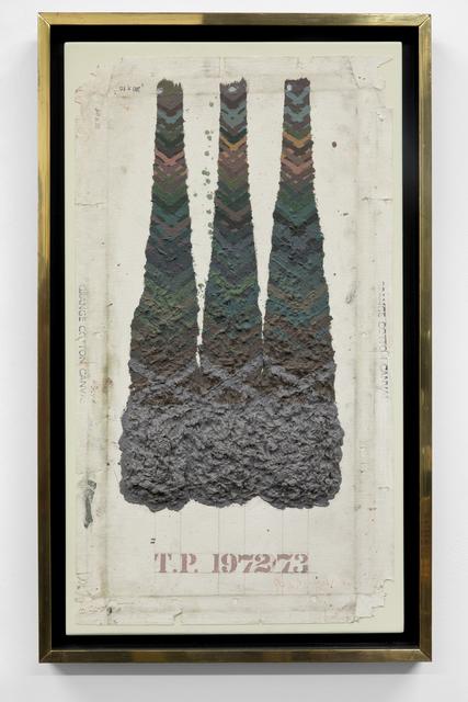 , 'Terminal Greys Study,' 1973, Flowers