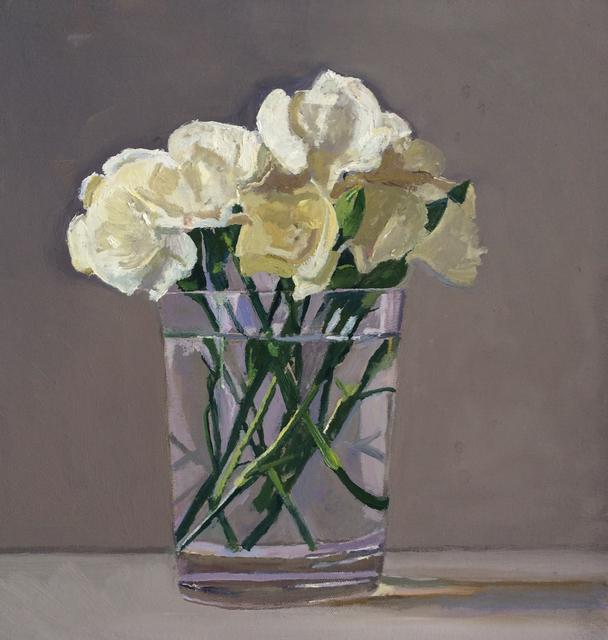 , 'Carnations,' 2018, Craig Krull Gallery