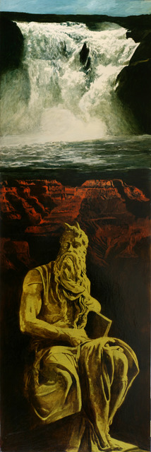 , 'Cantus XXVIII,' 1999, Thompson Landry Gallery