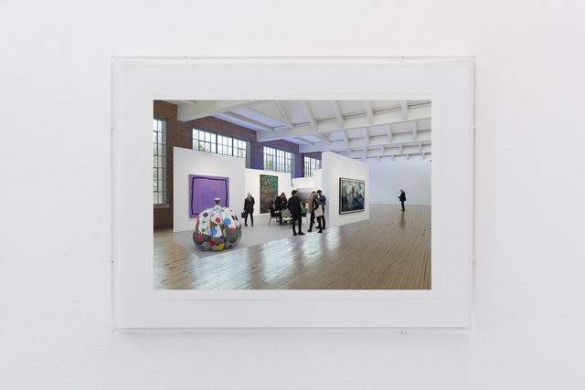 , 'David Zwirner at Frieze London 2015/ DIA Foundation - Best Booth series,' 2017, CURRO