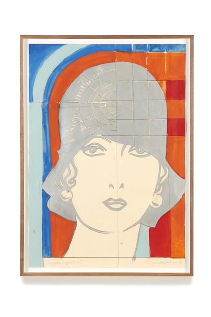Giosetta Fioroni, 'Untitled', 1970, Ronchini Gallery