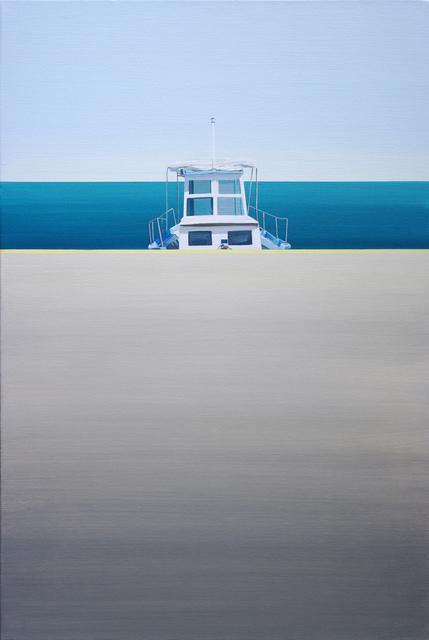 , 'Boat,' 2013, Galerie Sandhofer