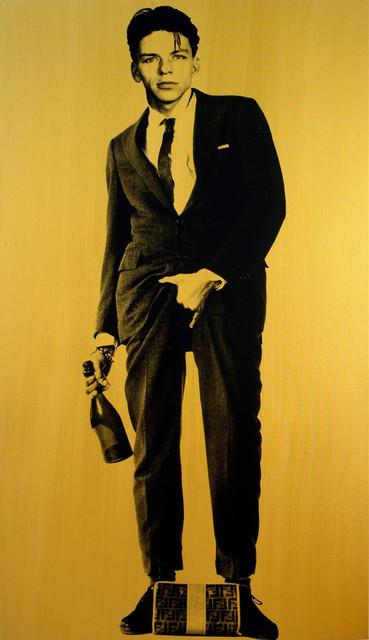 , 'Cojones Sinatra, Gold,' , Art Angels