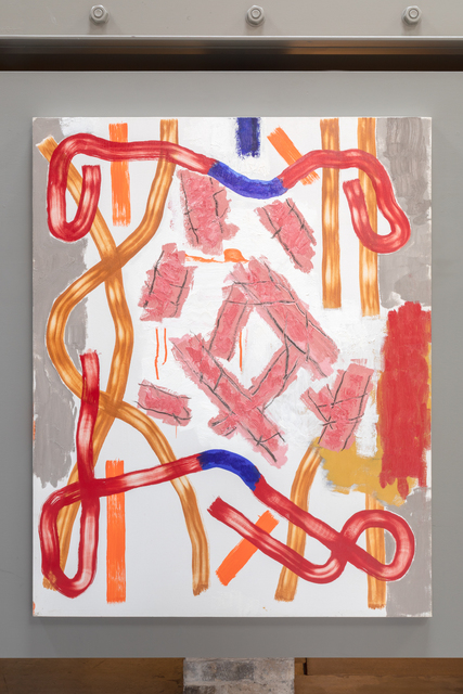 David Urban, 'Unknown RBG', 2003, Painting, Oil on canvas, Corkin Gallery