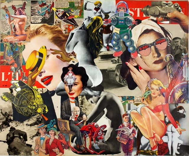 Keiichi Tanaami, 'Collage Book 8_10 (1969-1975)', ca. 1969, Sikkema Jenkins & Co.