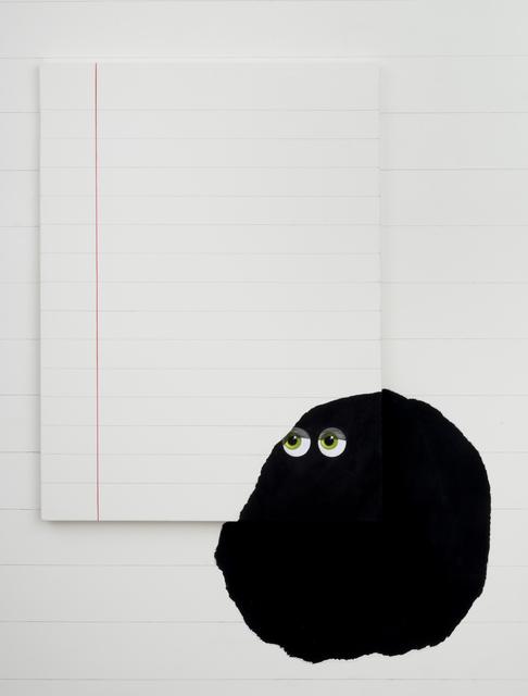 , 'Hole,' 2015, Castor Gallery