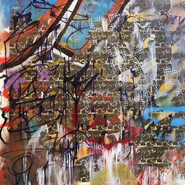 Sen-1, 'The Children of Babylon', 2019, Galerie d'Orsay