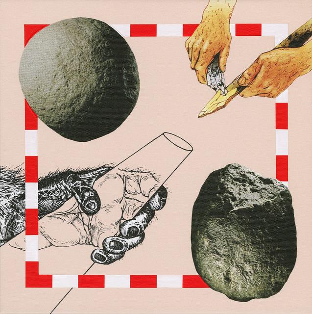 Hisham Akira Bharoocha, 'Cautionary Evolution', 2018, SNOW Contemporary