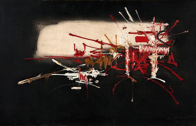 Georges Mathieu, 'Untitled', 1959, Galeria Frente