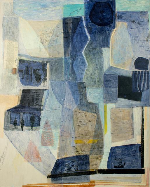 Eva Isaksen, 'Royal Blue', 2019, Foster/White Gallery