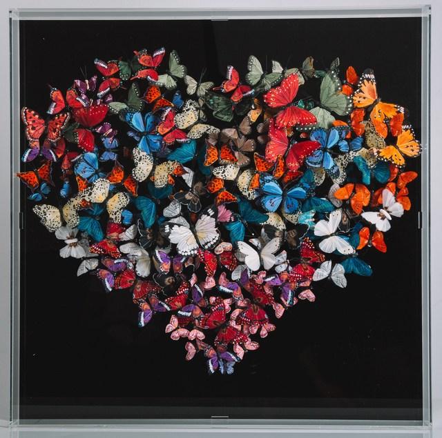 , 'Butterflies, Heart,' 2019, Tanya Baxter Contemporary