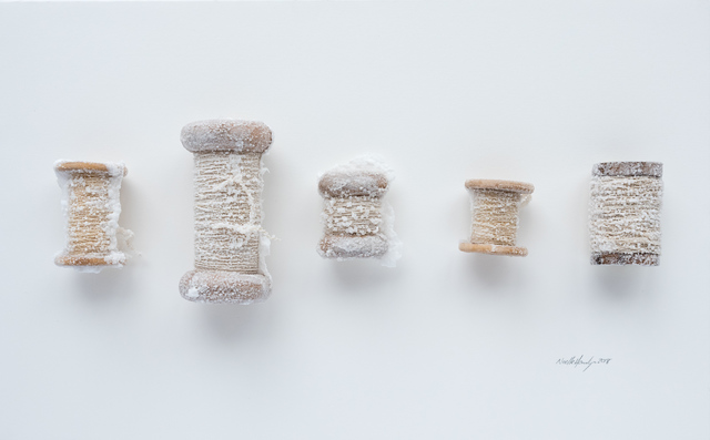 , 'Bobbins No1,' 2018, Lustre Contemporary