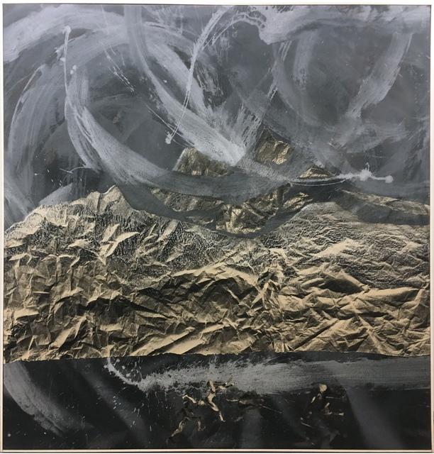 , 'Dark Sky (mountainscape),' 2019, Deep Space Gallery