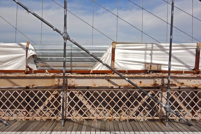 , 'Brooklyn Bridge,' 2016, Bernarducci Gallery Chelsea