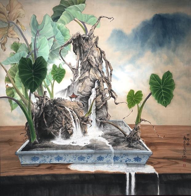 , 'Small Universe,' 2013, Yuan Ru Gallery