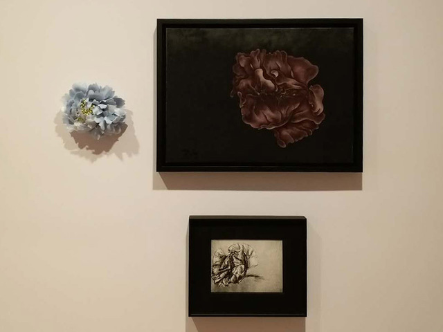 , 'This is still Flower Painting 1911-2011, AG09,' 2013, Alisan Fine Arts