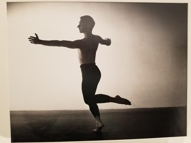 Barbara Morgan, 'Eric Hawkins', 1948, The Halsted Gallery