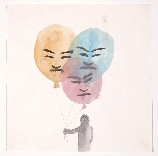 , 'Balloon seller,' 2009, Galerie Peter Kilchmann