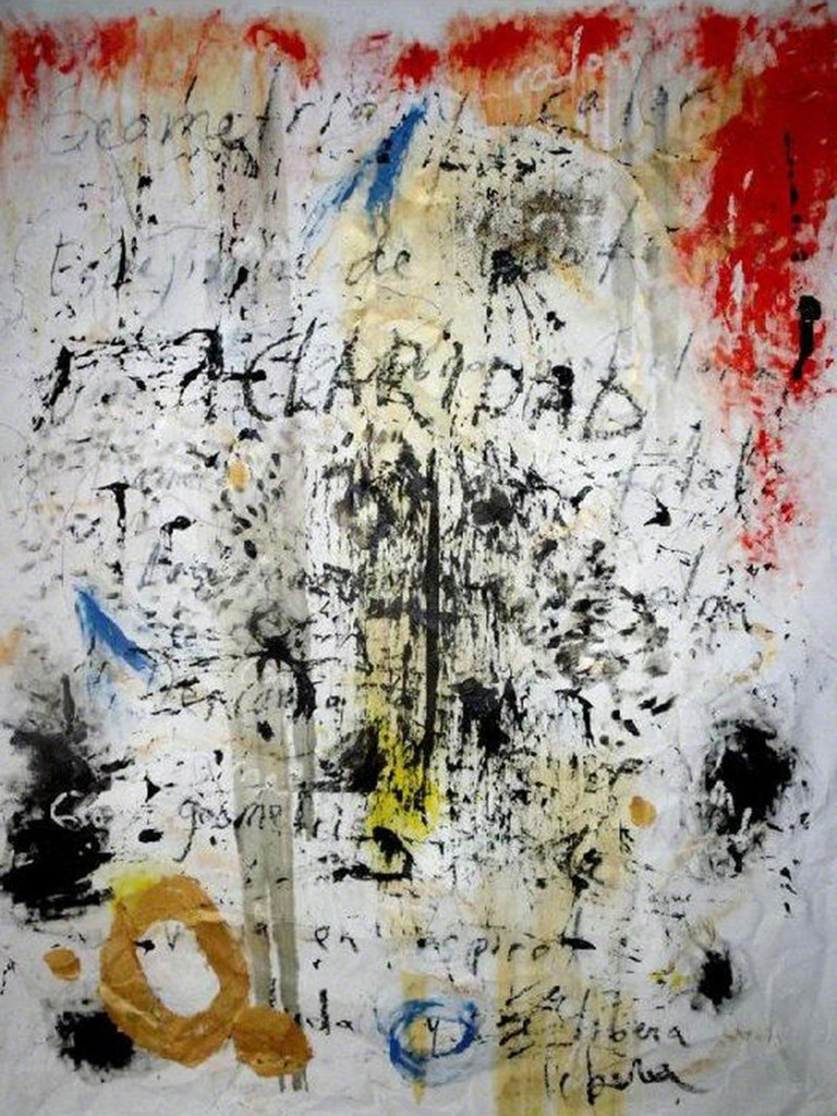 """Karel Stoop,  """"Embracing Raval"""" (partnered with GaleriaZero)  February 23, 2018 - March 02, 2018"""