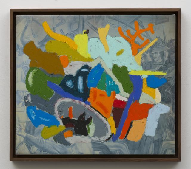 , 'Reel 209,' 2018, Johannes Vogt Gallery