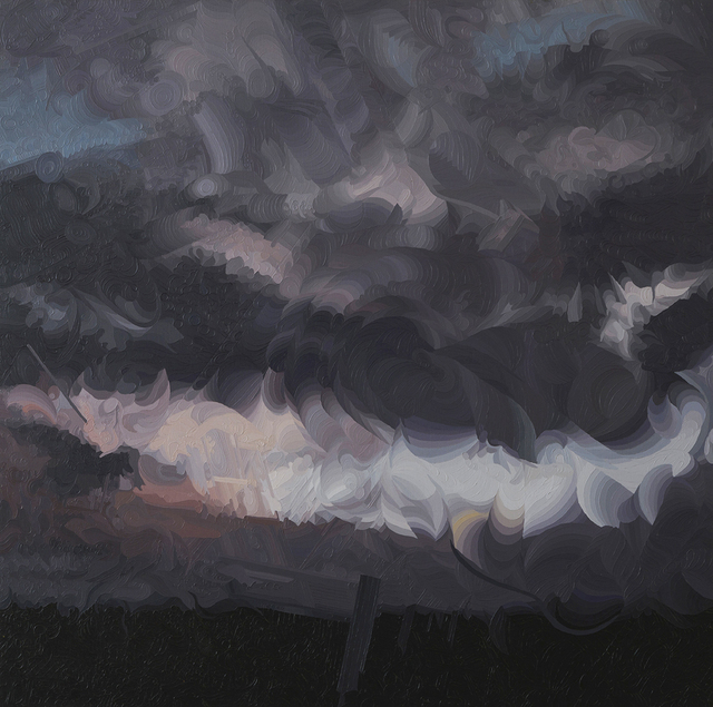 , 'Saratoga,' 2017, Lois Lambert Gallery