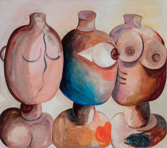 , 'Untitled   162 x 182 cm,' 2014-2015, Tolarno Galleries
