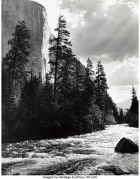 El Capital, Yosemite National Park, California