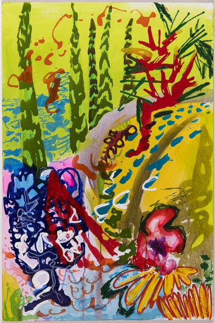 , 'Plunge,' 2016, Reynolds Gallery