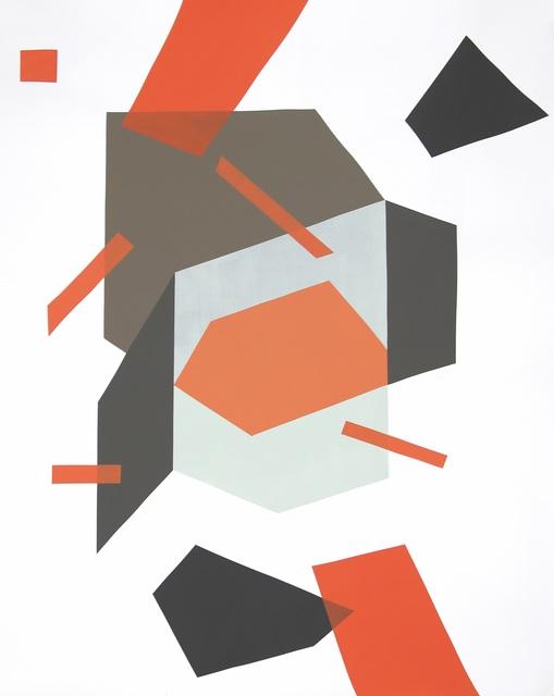 , 'Fold  (Reduced_R25),' 2017, OSME Gallery