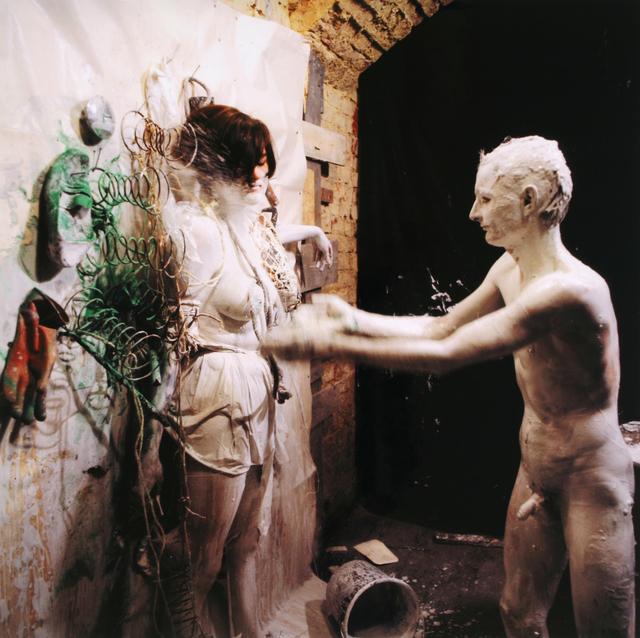 , 'Das Vitriolkabinett,' 1966, Galerie Krinzinger
