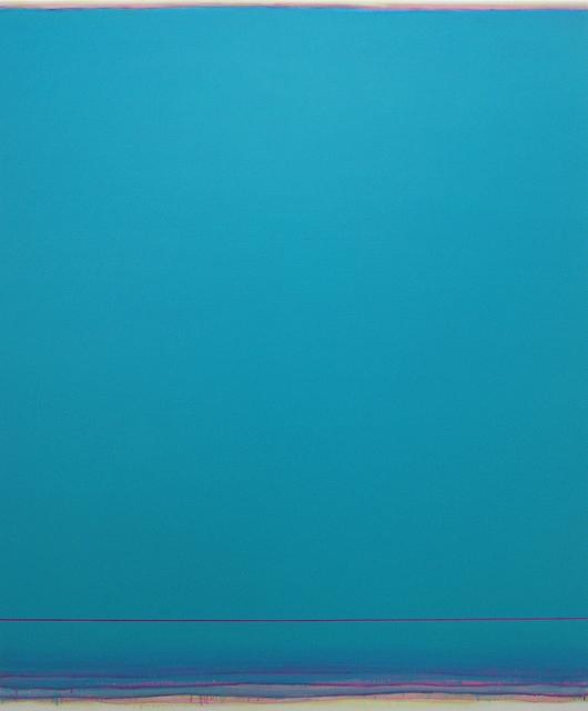 , 'Blue Turquoise Cobalt Violet,' 2017, K. Imperial Fine Art