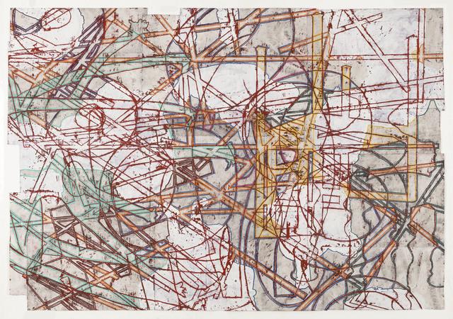 , 'Pangaea: Terra Australis,' 2014, McClain Gallery