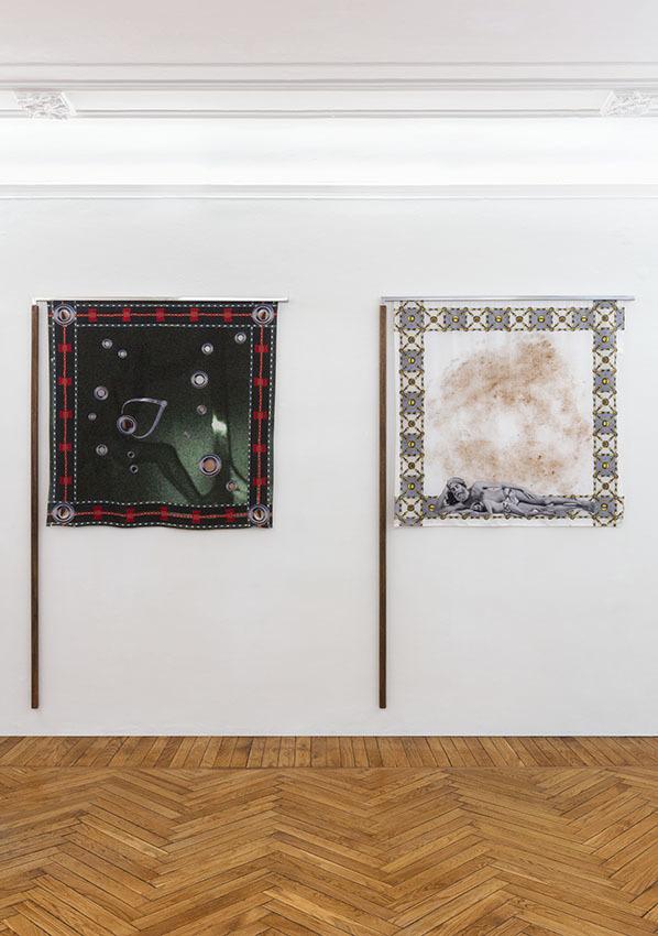 Karthik Pandian, Tamil Man, 2018, Federica Schiavo Gallery, ph A. Rossetti