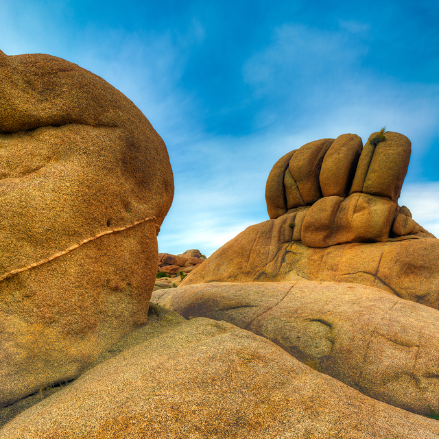 , 'Stone Fist,' 2016, Joshua Tree Art Gallery