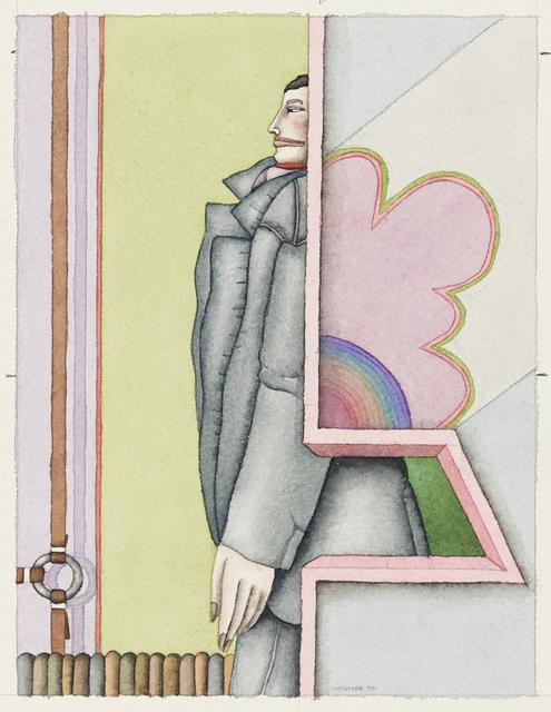 , 'Untitled,' 1970, Corbett vs. Dempsey